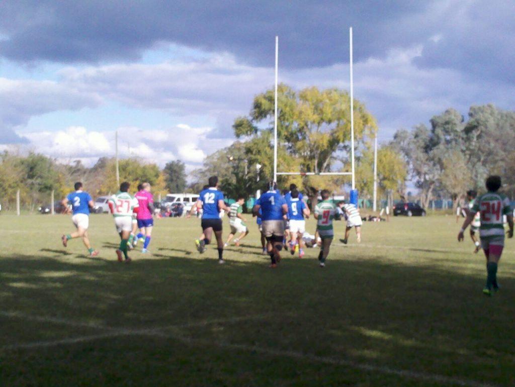 El rugby de CITES no pudo pisar fuerte en su casa