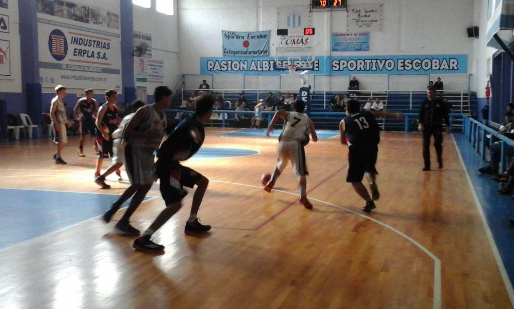 Sportivo y Arenal quedaron a mano en formativas