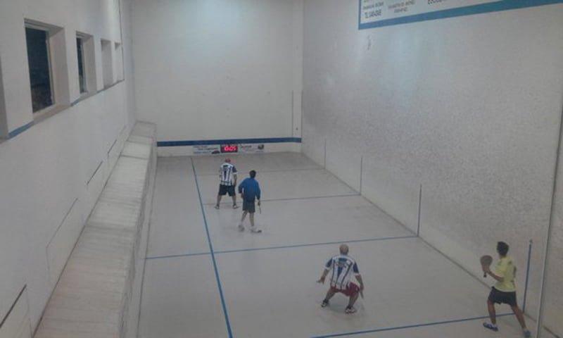 """PELOTA PALETA: Sportivo ganó cómodamente ante Acassuso """"B"""""""