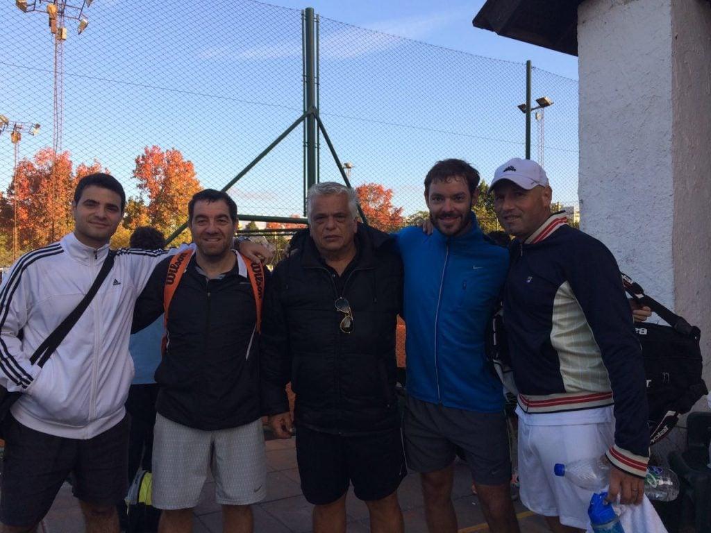 TENIS: Independiente, pudo sumar un solo triunfo en el interclubes