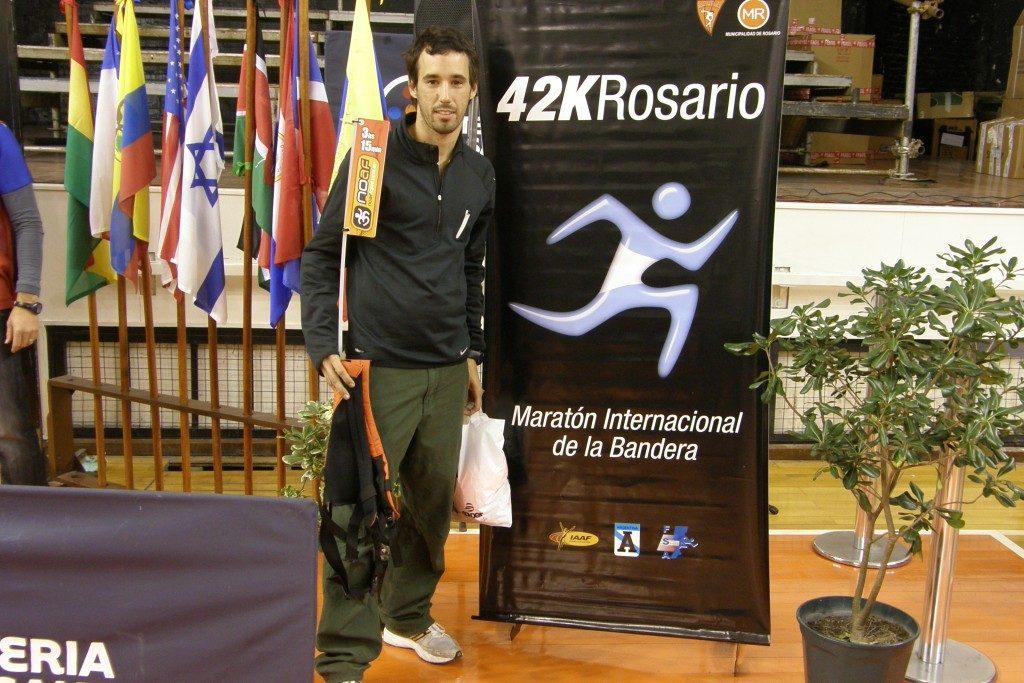 El  deporte está de duelo, falleció el atleta local ALEJANDRO LUCHIK