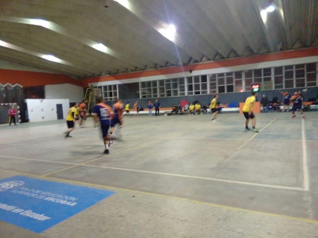 El Handball de Escobar casi da el batacazo en mayores