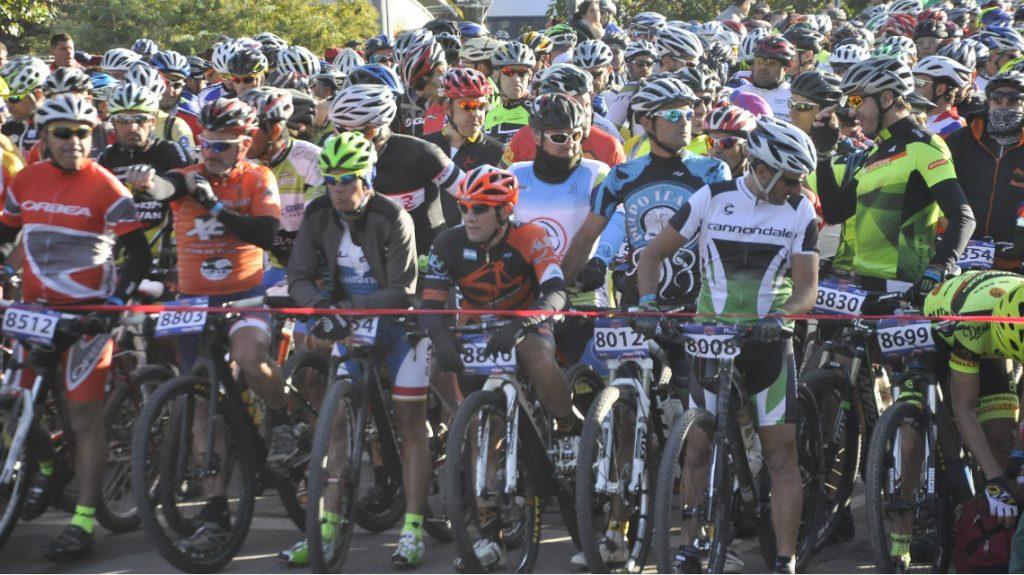 El ciclismo escobarense pasó por Radiodeportes Escobar
