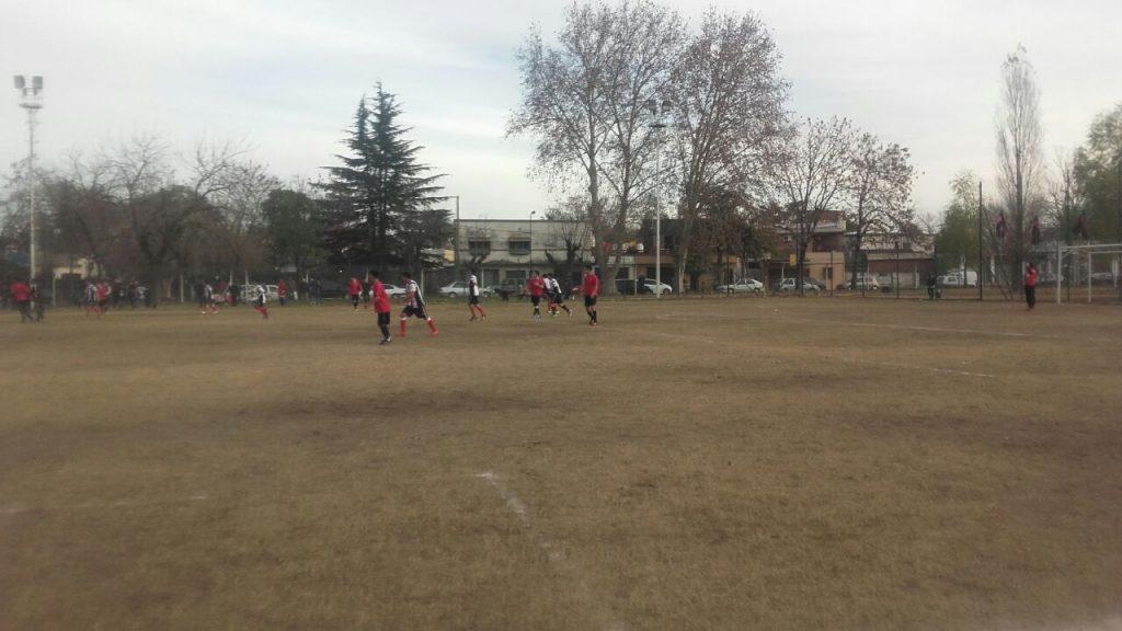 Escobar FC fue más que San Lorenzo de Pilar