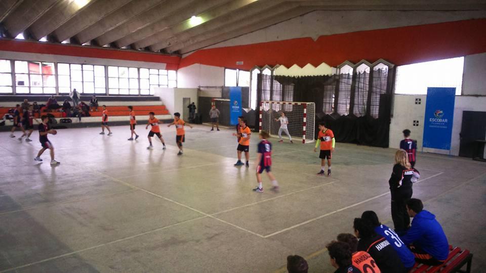 Las inferiores del Handball siguen a paso firme en la C