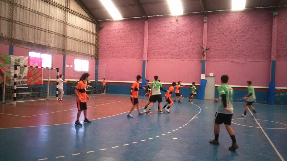 Handball: las inferiores de Escobar no afloja