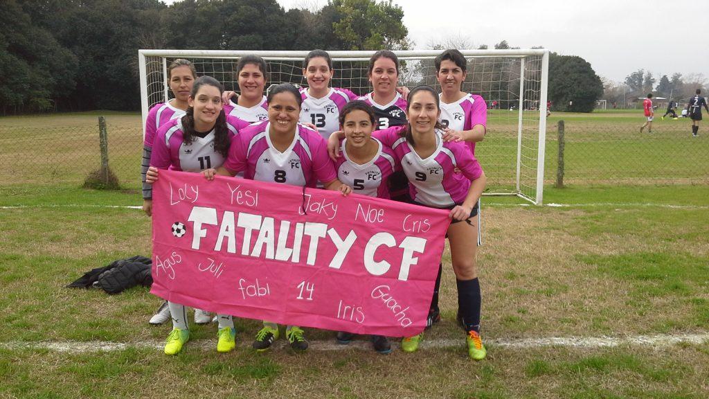 FATALITY  FC, un campeón con perfume de mujer