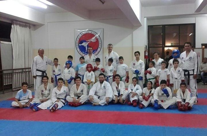 Deportistas de Escobar, participaran del Panamericano de Taekwondo ITF