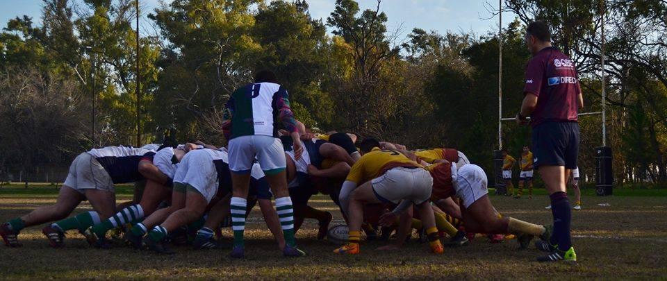 A puro Rugby, San Andrés sumó una gran victoria