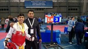 Medallas de Oro, plata y bronce para la Escuela Municipal de Taekwondo