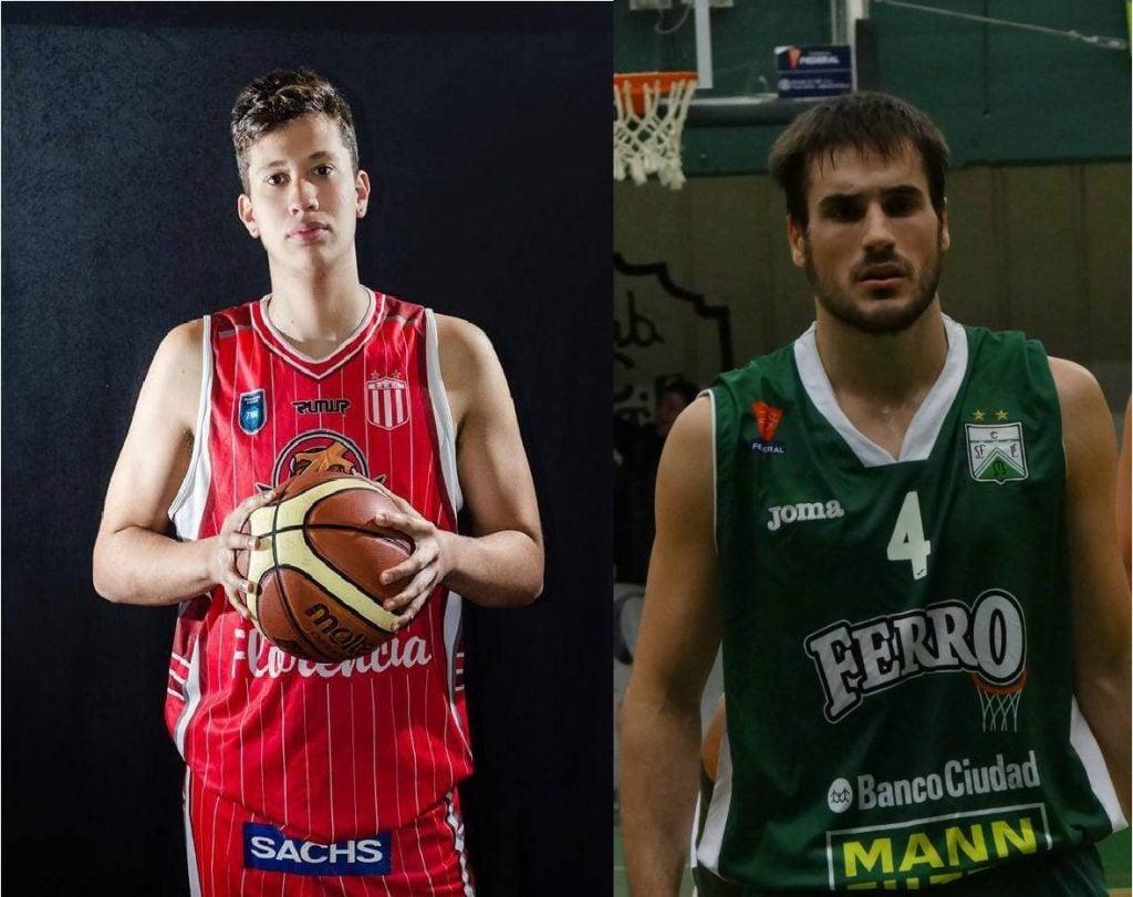 Madoz y Peralta, dos caras nuevas de Sportivo para el Federal