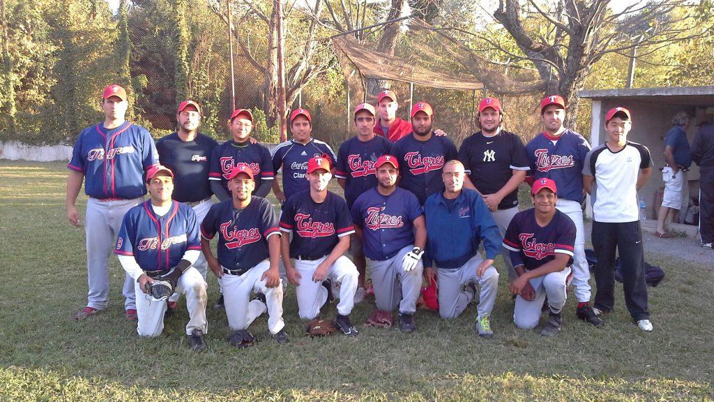 Tigres Beisbol, participará con dos equipos en la Liga Metropolitana