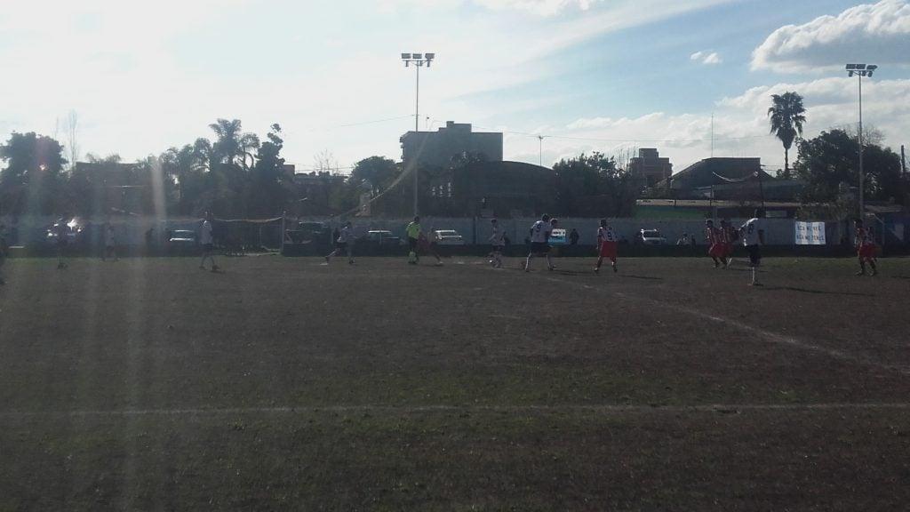 Agónico triunfo de Sportivo ante Argentinos de Del Viso