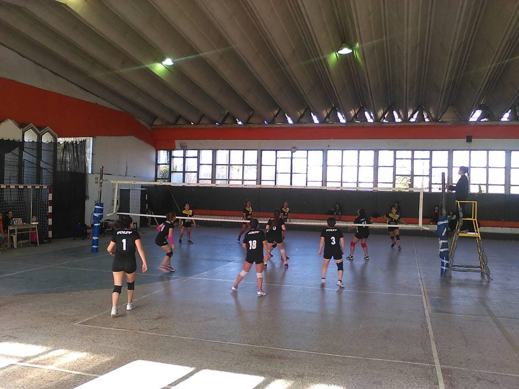 Inferiores: Escobar Voley continua creciendo
