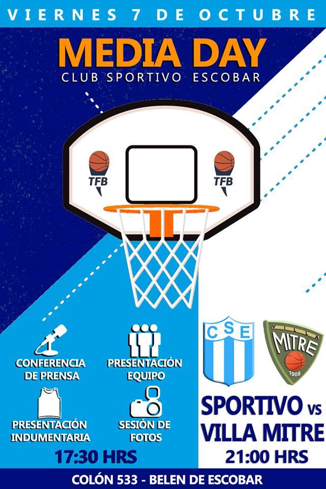 Sportivo tendrá su Media Day una semana antes del debut