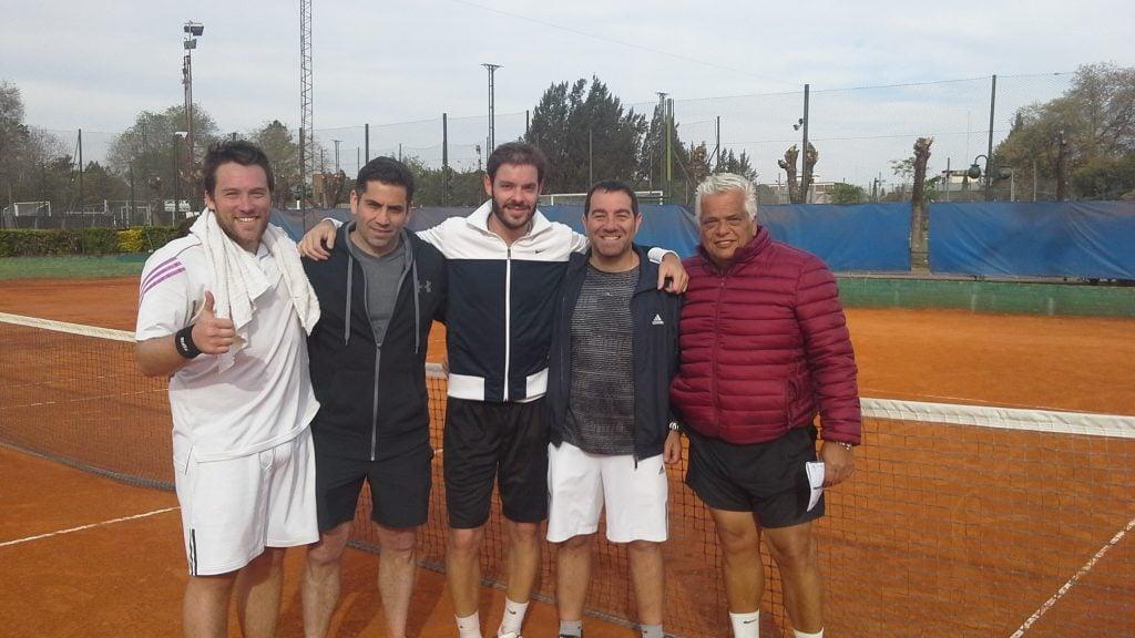 Fin de semana a puro tenis en Independiente, con  el torneo interclubes
