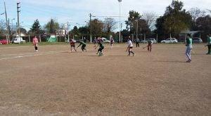 Hockey sobre césped: Independiente participó en el torneo municipal