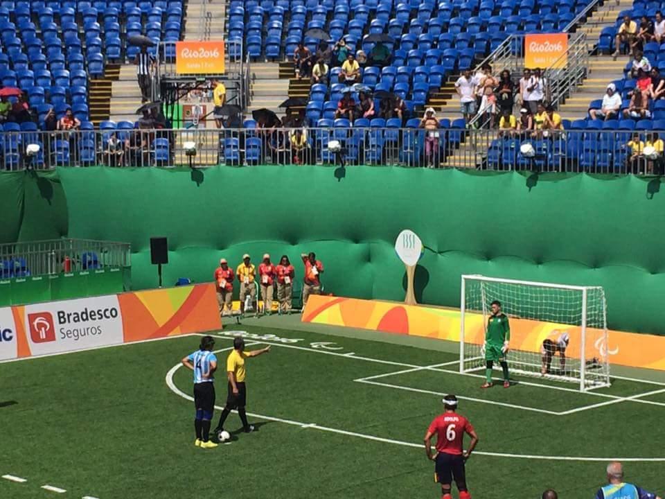 Los Murciélagos, semifinalistas en los Juegos Paralímpicos, Río 2016