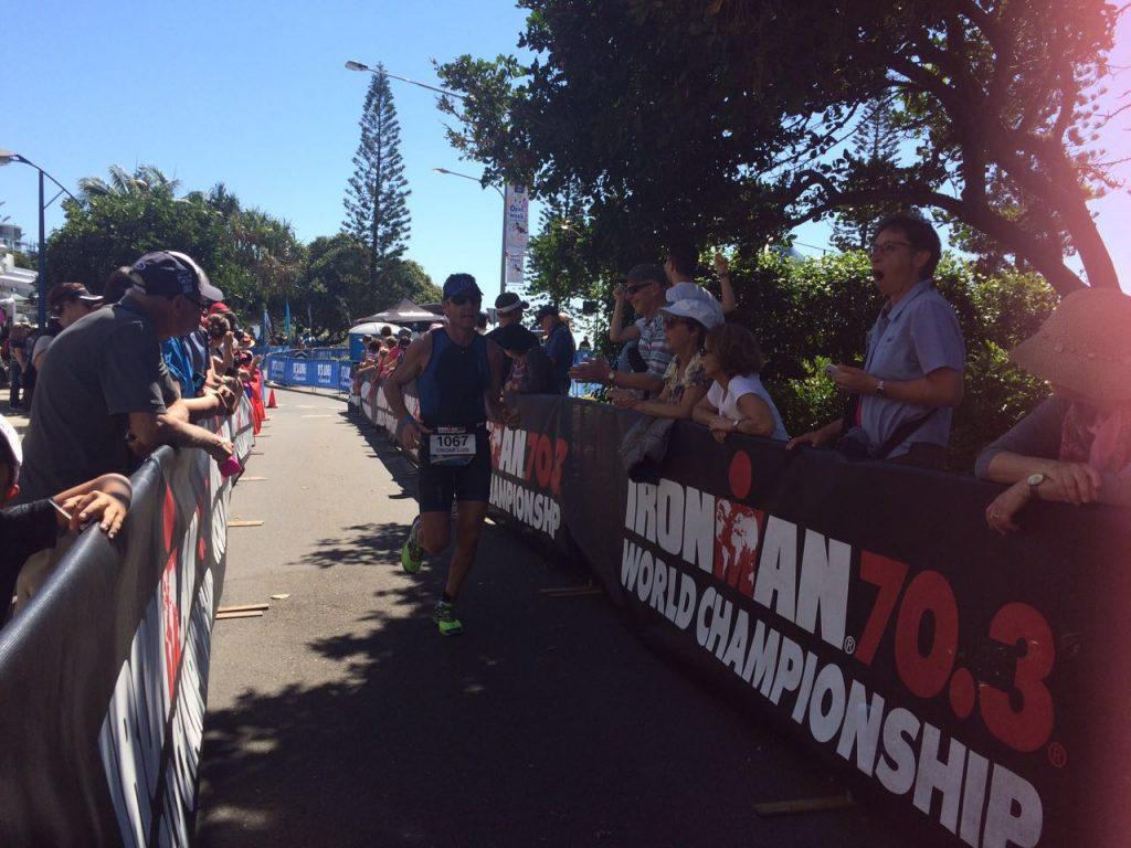 "Oscar Giroto: ""estuve en el mundial de medio ironman de Australia,  misión cumplida"""