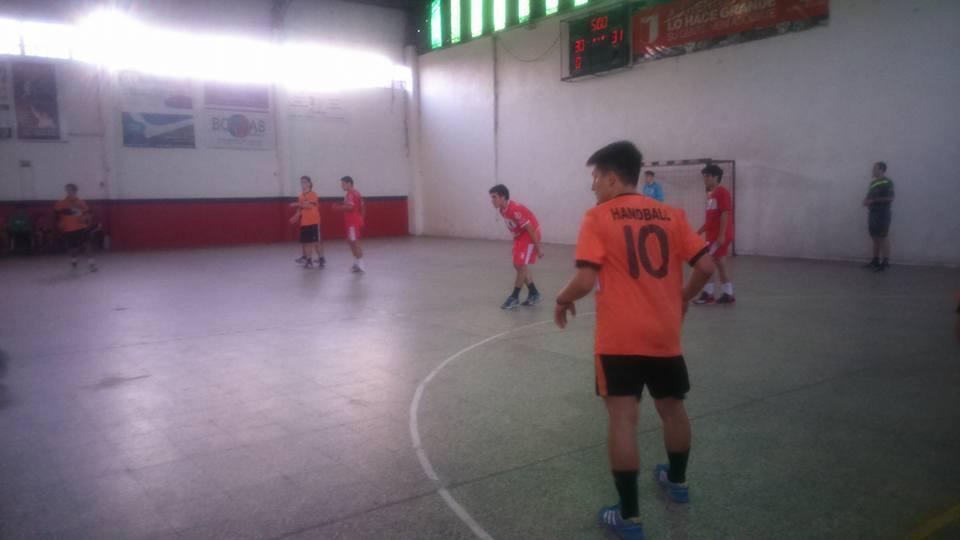 Handball: Las inferiores siguen sumando triunfos y alegrías