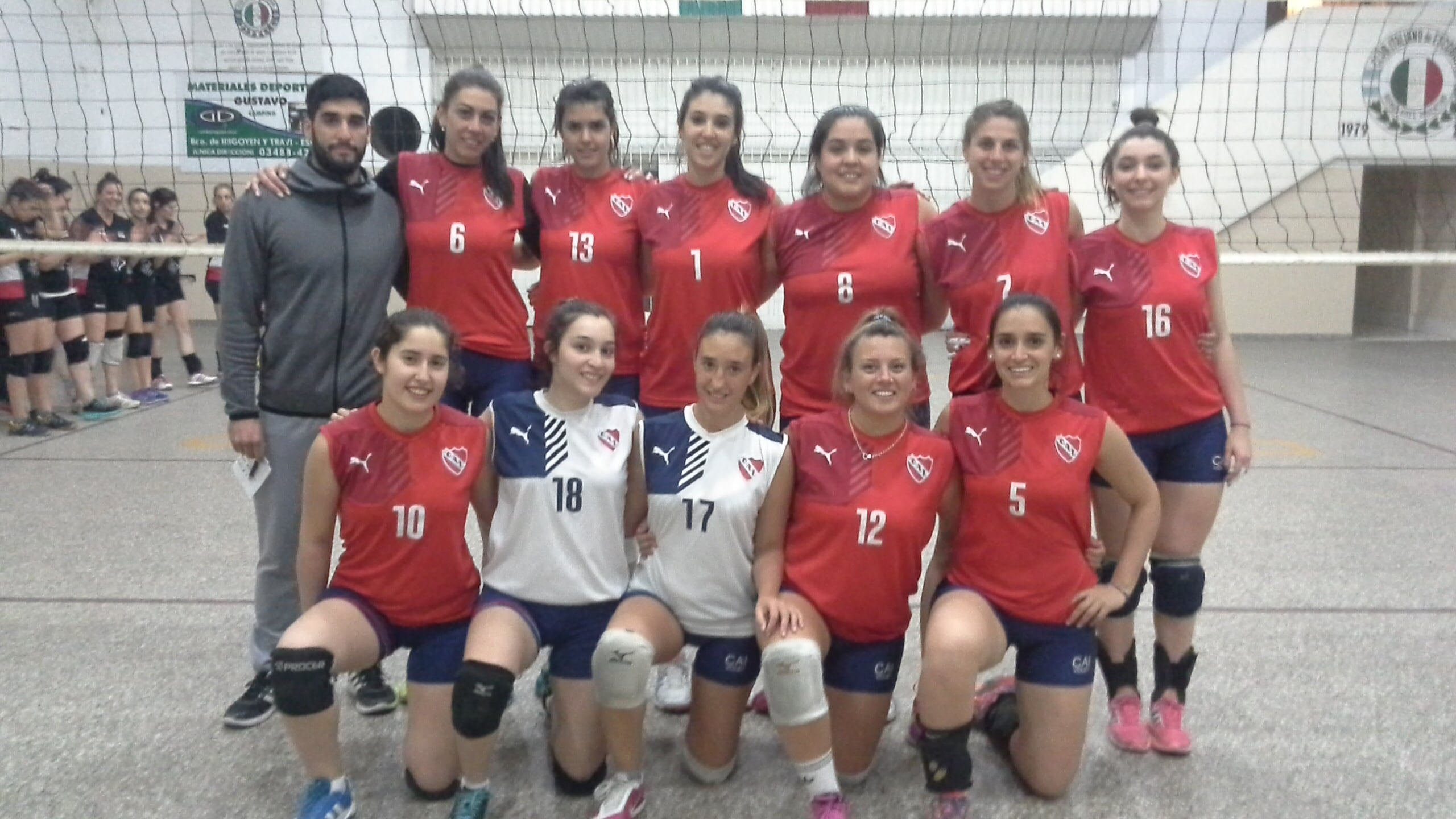 Equipo de Independiente de Avellaneda