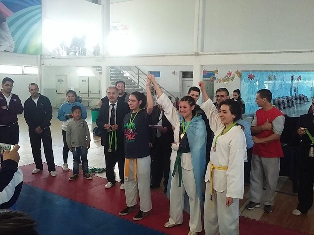 Iara Rota, primera medalla de Oro para Escobar en los Juegos Bonaerenses 2016
