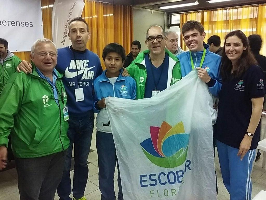 Escobar, cerró su participación en la Final de los Juegos Bonaerenses 2016, con quince medallas