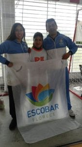 Laura Galarza, medalla de Plata en Boccia en Mar del Plata