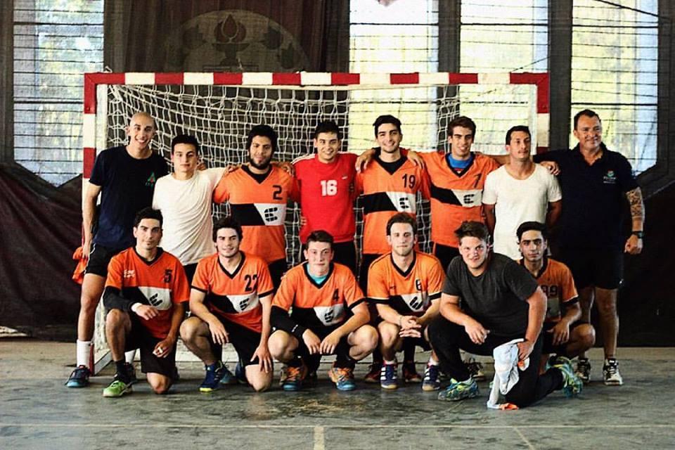 Handball: las inferiores de Escobar se hicieron fuerte de local