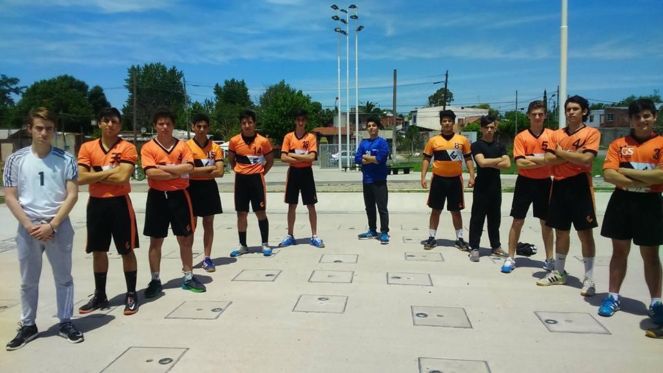 Handball: buen cierre de año para Escobar en inferiores