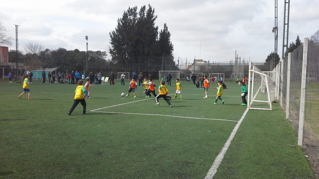 Fútbol Infantil: Independiente participará de un encuentro Provincial en Tandil