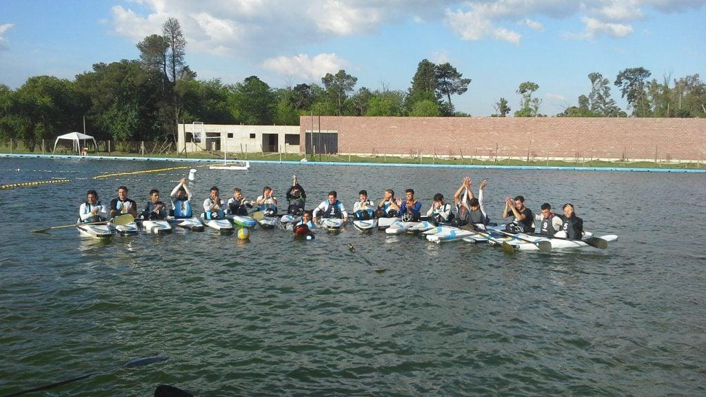 El sudamericano de Kayak Polo, fue todo un éxito