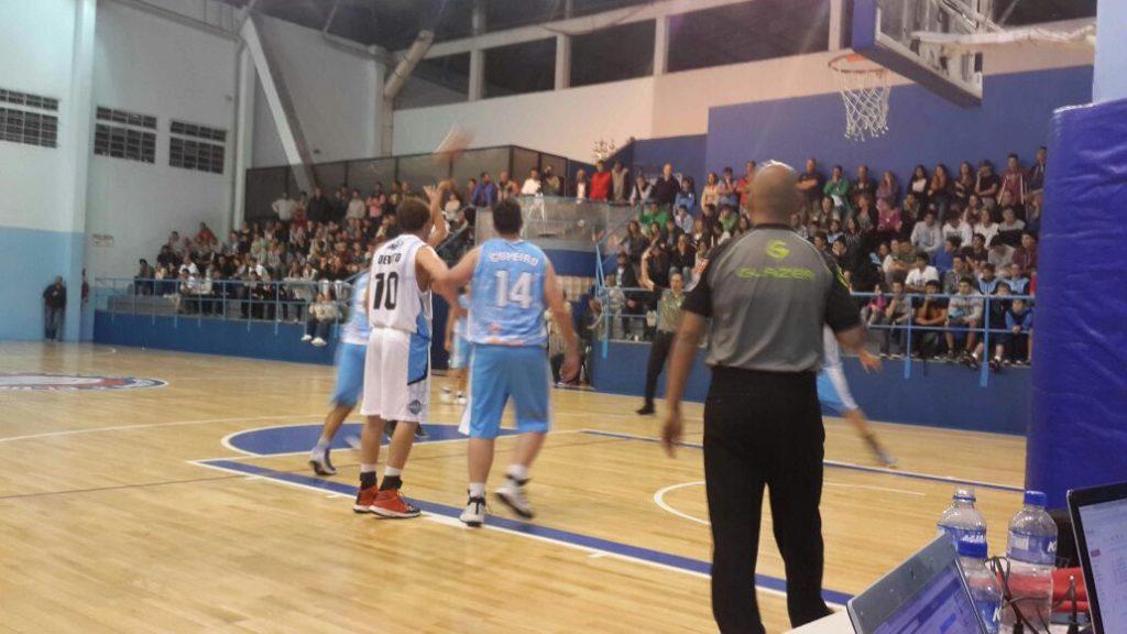 Sportivo ganó y se recupera en el torneo