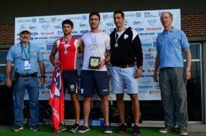 Esteras se coronó campeón argentino en Single Senior