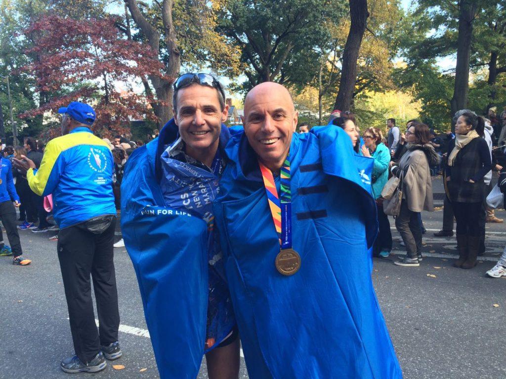 Atletas de Escobar, dejaron su marca en el Maratón de New York 2016