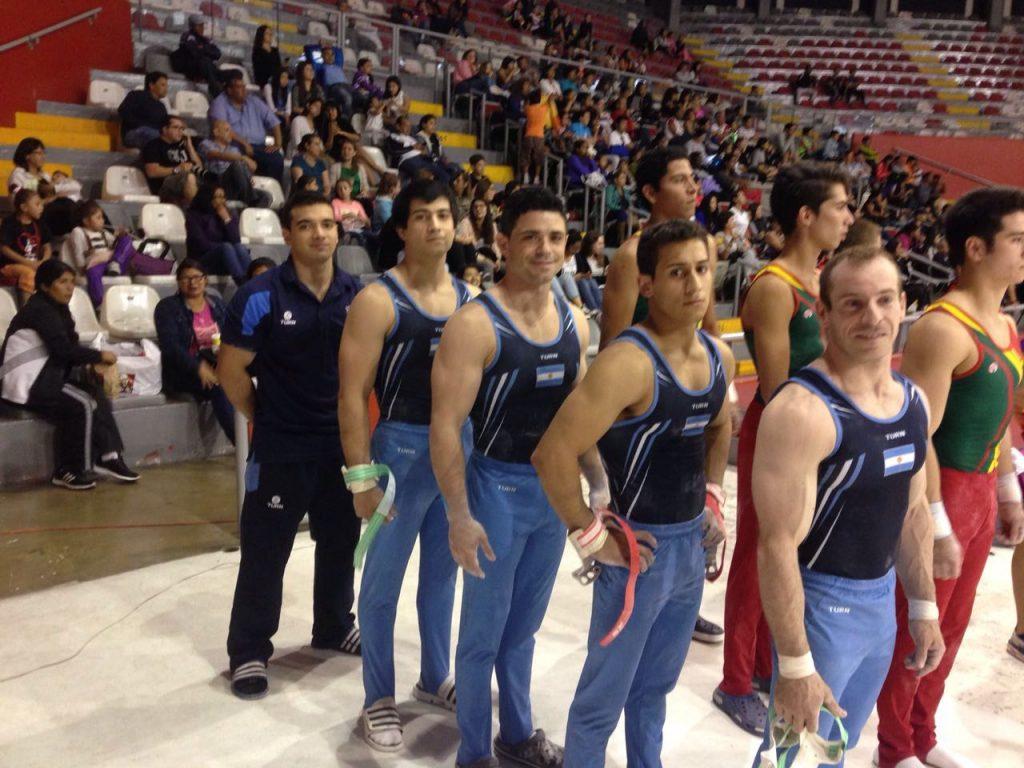 Argentina, protagonista en el Sudamericano de Gimnasia Artistica en Lima