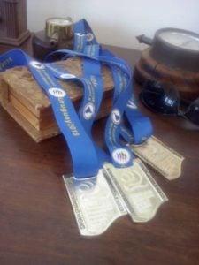 medallas sudamericano passalaqcua
