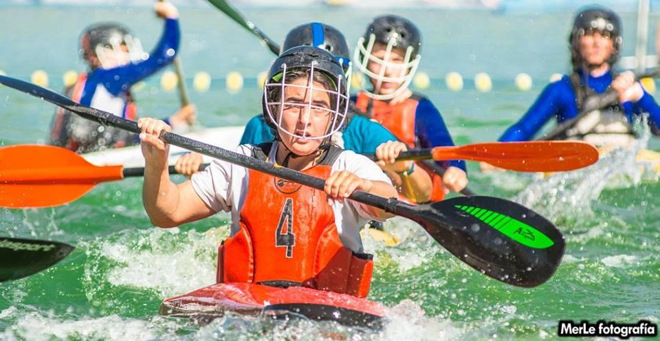 En nuestro país, se juega el campeonato Sudamericano de Kayak Polo