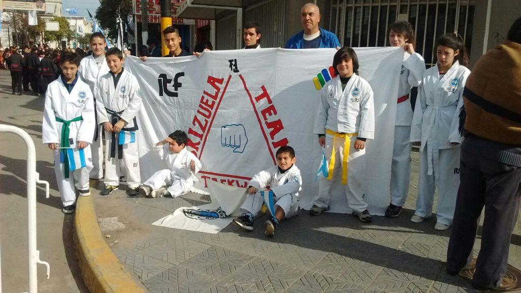 """Taekwondo: Walter Brizuela """"vamos sembrando y marcando camino"""""""