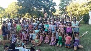 El Patín Artístico de Escobar, despidió el año con un picnic para toda la familia