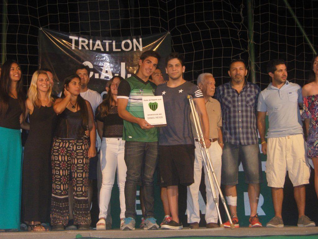 Independiente cerró el año con una gran Fiesta del Deporte