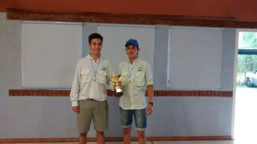 Julian Domenech y Agustín Fandiño son campeones metropolitanos