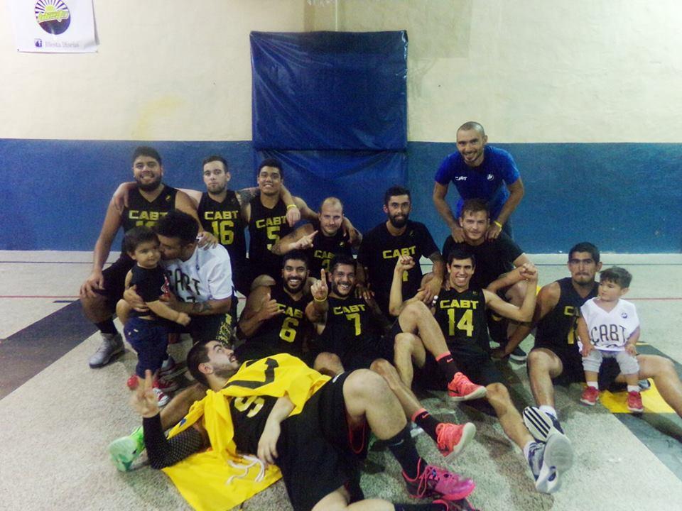 Boca del Tigre campeón de la Primera B de la Liga 3 de Febrero