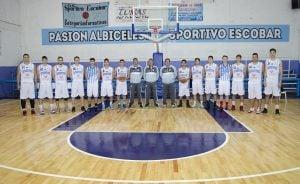 Federal: Sportivo Escobar, un equipo que fue de menor a mayor