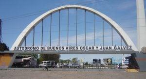 Este domingo, rugen los motores en el autódromo de Buenos Aires