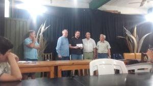 Dolezal se consagró tricampeón del Abierto Ciudad de Escobar de Ajedrez