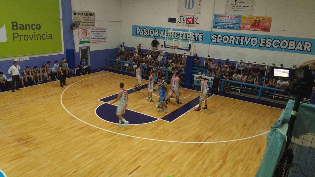 Sportivo no pudo y Pilar se quedó con el clásico de la región