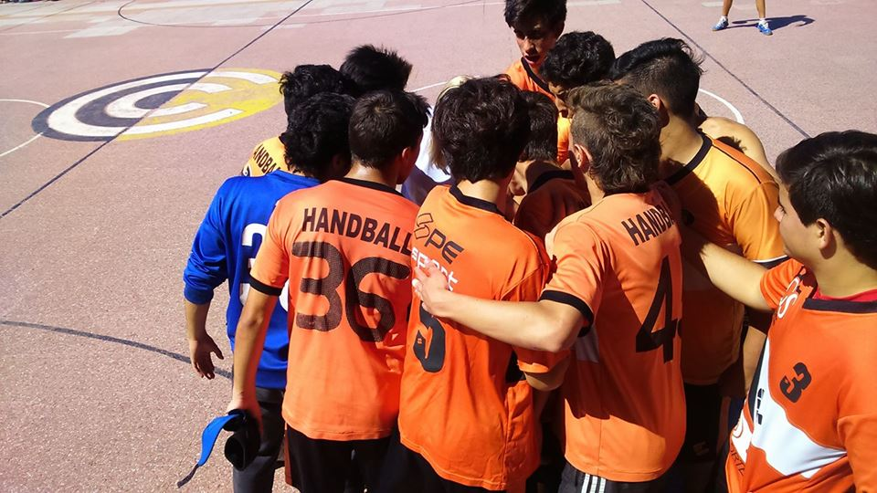Gran arranque para el handball escobarense en FEMEBAL