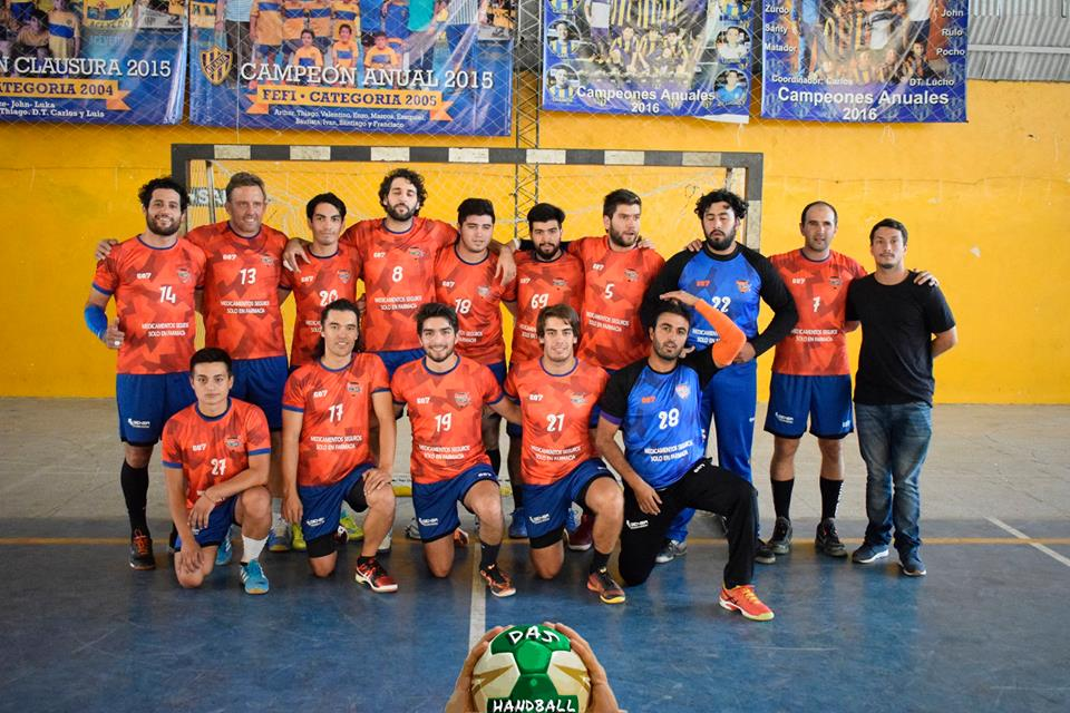Handball: Nueva derrota para los mayores