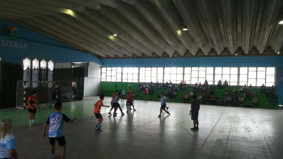 Irregular fin de semana para el handball local